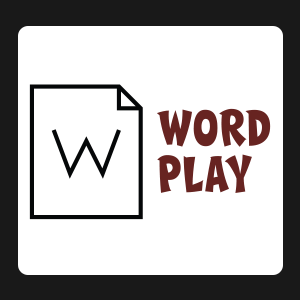 Are You A Potty Mouth Card Game category wordplay